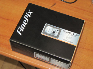 Finepixa5001