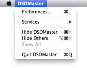 Dsd_master_menu